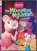Angelina Ballerina Mouseling Mysteries